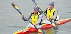 Jocurile Europene: Argint la kaiac 2 feminin - 500 m