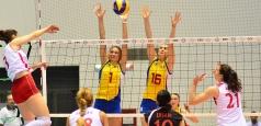 Jocurile Europene: România - Polonia 0-3