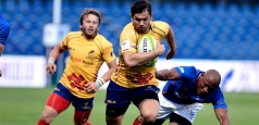 World Rugby Nations Cup: Victorie senzațională a Stejarilor