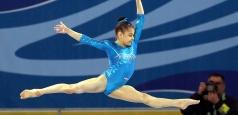 Jocurile Europene: Laura Jurca, locul 9 la individual compus