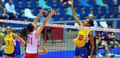Jocurile Europene: România - Turcia 0-3