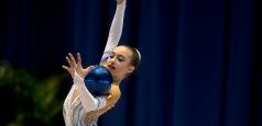 Jocurile Europene: Ana Luiza Filiorianu, locul 18 la individual compus, la gimnastică ritmică