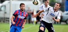 Meci amical: Steaua - ASF Zărnești 8-0