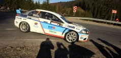 Echipajul Szabo -  Borbely a câștigat Raliul Moldovei