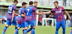 Steaua obține prima victorie în amicale
