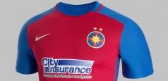 Steaua și-a prezentat echipamentul pentru noul sezon