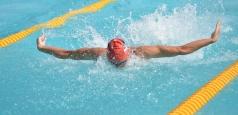 Campionatele Internaționale de înot ale României: Românii au dominat categoric prima zi