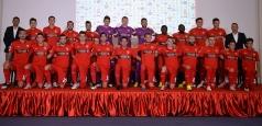 Liga 1: Dinamo și-a prezentat lotul pentru noul sezon