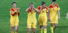 Fotbal feminin: România a coborât pe locul 41 în clasamentul FIFA