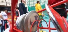 Alin Alexandru Firfirică, campion european de tineret la aruncarea discului