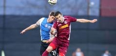 Liga 1: FC Viitorul - CFR Cluj 2-2