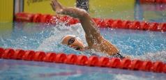 Cinci recorduri naționale la Campionatele Internaționale de înot ale României