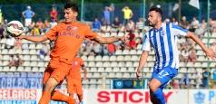 Liga 1: CS U Craiova - FC Botoșani 0-0
