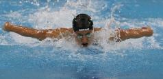 Katinka Hosszu, cea mai bună performanță la Campionatele Internaționale de înot ale României