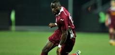 Steaua l-a transferat pe Gregory Tade