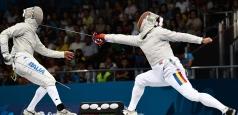 Echipa masculină de sabie a României, în sferturi la Mondiale