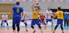 Liga Europeană: România - Belarus 3-1