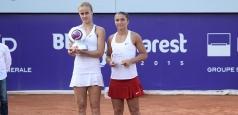 BRD Bucharest Open: Schmiedlova câștigă titlul de simplu al ediției 2015