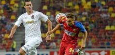 Liga 1: Steaua - CFR Cluj 1-1
