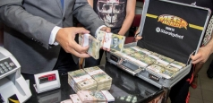 Megajackpotul de 52 000 de euro  a fost câștigat de un șomer!
