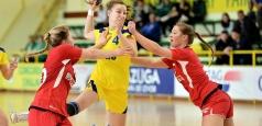 România - Belarus 38-25, la Campionatul European Under-19
