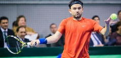 ATP Washington: Mergea face primul pas