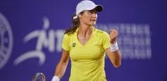 WTA Washington: Niculescu, scenariu simplu în proba de dublu