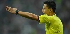 Europa League: Slavko Vincici va arbitra partida Astra Giurgiu - AZ Alkmaar