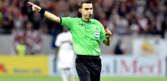 Europa League: Ovidiu Haţegan va arbitra partida MSK Zilina - Athletic Bilbao