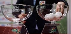 Cupa Ligii Adeplast: Au fost stabilite meciurile din optimi