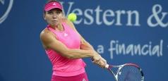 WTA Cincinnati: Simona Halep s-a calificat în sferturi