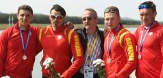 CM Milano: Aur pentru echipajul masculin de canoe-4 1.000 m