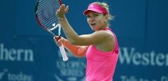 WTA Cincinnati: Simona Halep, învinsă în finală de Serena Williams
