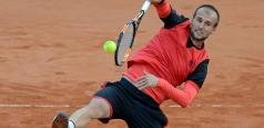 Adrian Ungur a abandonat în finala turneului de la Cordenons