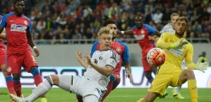 Europa League: Rosenborg - FC Steaua, ora 21.00