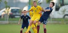 Under 17: România a învins Scoţia la limită, scor 2-1