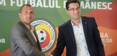 Constantin Enache, noul selecționer al Naționalei Under 18