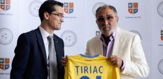 Țiriac Auto, noul partener al FRF şi al echipei naţionale