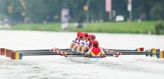 România are ca obiectiv la Campionatele Mondiale calificarea a trei ambarcațiuni la JO 2016