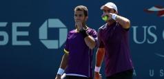 US Open: Tecău-Rojer, randament maxim