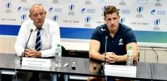 Mihai Macovei: ''Dorim două victorii cu echipele Canadei și Italiei''