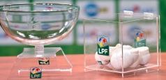 S-au tras la sorți sferturile Cupei Ligii Adeplast