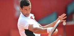 ATP: Hănescu joacă cu trofeul pe masă