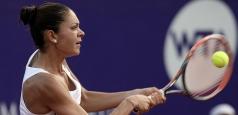 WTA Seul: Victorie la dublu, înfrângere la simplu