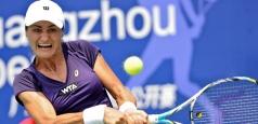 WTA Guangzhou: Victorii cu scenarii diferite