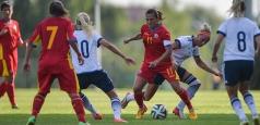 Fotbal feminin: Franța - România 3-0, în preliminariile EURO 2017