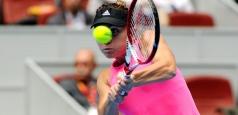 WTA Wuhan: Doar Simona în turul 3