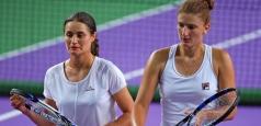 WTA Wuhan: Victorie în primul tur la dublu