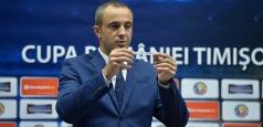 S-au tras la sorți optimile Cupei României Timișoreana