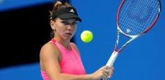 WTA Wuhan: Halep iese în optimi